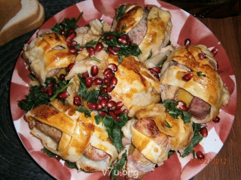 Праздничного вкусного недорого блюда