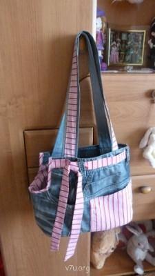 переноска для щенка из старых джинс - getImage (6).jpg